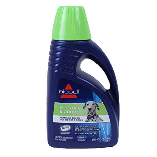 Bissell 99K5 Cleaner, Pet Stain/Odor 2X Cncntrate 24 oz,
