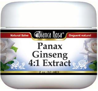 Panax Ginseng 4:1 Extract Salve (2 oz, ZIN: 524078)