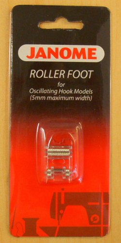 janome roller foot - 9