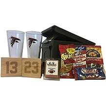 Ammo Gift Box Football Gift Package - NFL - Atlanta Falcons