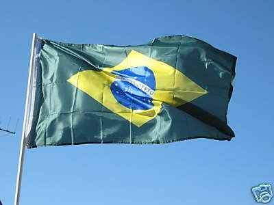 Brazil Flag 3x5 Brand NEW 3ft x 5ft BRAZILIAN Banner