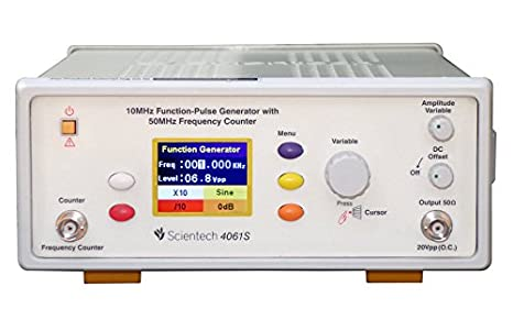Scientech 4061S DDS Function Generator