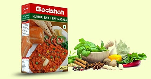 Badshah Mumbai Pav Bhaji Masala - 100g (pack of 2)