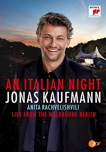 An Italian Night - Live from the Waldbühne Berlin by Sony Classical