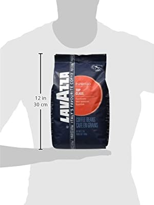 Lavazza Top Class Whole Bean Espresso, 2.2-Pound Bag