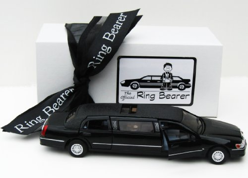 (Ring Bearer's Gift Boxed Stretch Limousine)