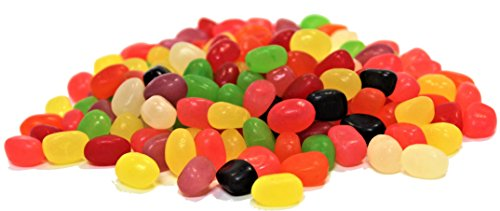 red and pink jelly beans - 9