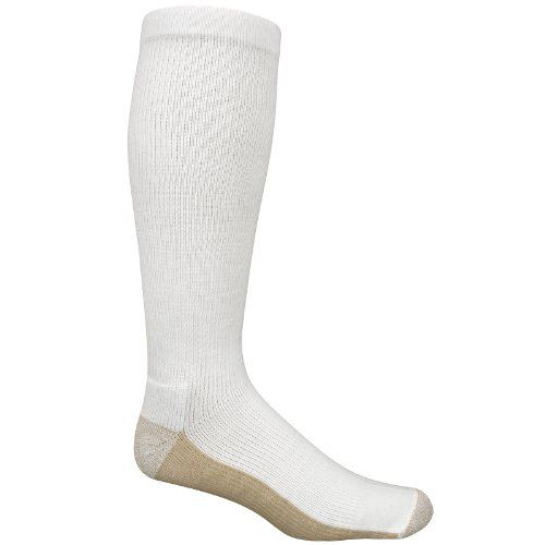 UPC 042825553569, Copper Sole Extreme Athletic Compression Over The Calf Sock 1 Pair, Med Women 5.5-9, Men 4.5-8