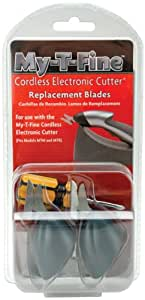 My-T-Fine(R) Cutter Replacement Blades 2 In Blister - 2pk