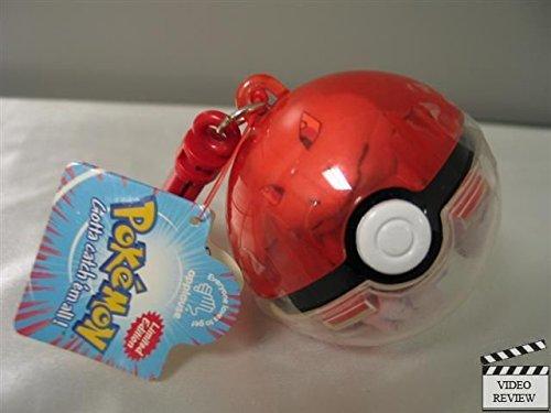 POKEMON Playables #04 Charmander Pokeball with Keychain by Pokemon (Image #2)