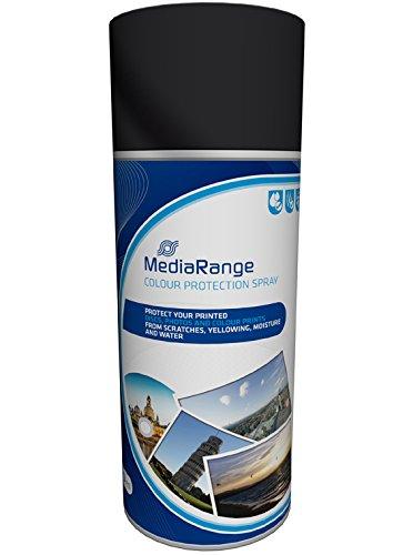 11 opinioni per Spray Mediarange per protezione colore di CD-R, DVD-R e Blu Ray BD-R printable