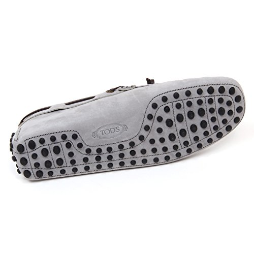 TOD'S scarpa Scuro shoe loafer Grigio Marrone marrone uomo grigio man D0026 mocassino scuro wTtpxTE