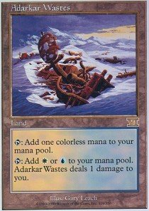 Magic: the Gathering - Adarkar Wastes - Sixth Edition