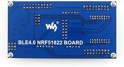 Waveshare BLE4.0 Bluetooth NRF51822 Module 2.4G Wireless Communication Module Mother Board Expansion Development Board Kit