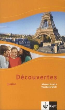 Découvertes / Junior (ab Klasse 5): Découvertes / Vokabellernheft Klasse 5 und 6: Junior (ab Klasse 5)