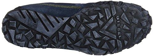 Diesel Men's S-Pagodha Low-Top Sneakers, Blue (H2934 H2934), 9 UK
