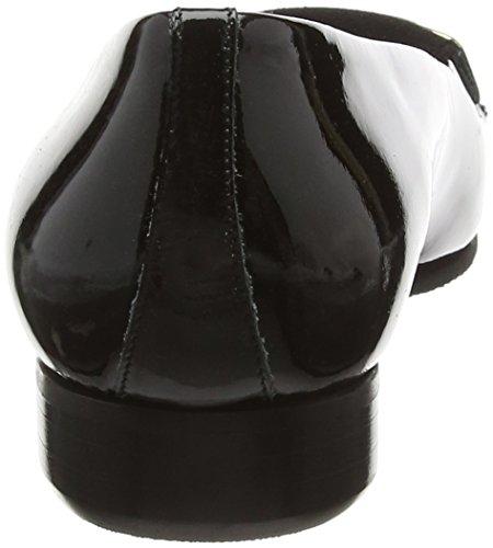 840738 Mocasines para negro Negro Gabriele Mujer HRUqUw