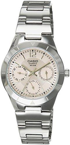 CASIO-Collection-LTP-2069D-4AVEF-Reloj-de-mujer-de-cuarzo-correa-de-acero-inoxidable