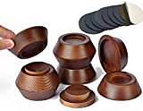 Best Bed Risers - FASONLA Bed Risers (Set of 8) Furniture Risers Review