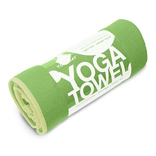UPC 816730013636, YogaRat Yoga Towel in mat-length and hand sizes