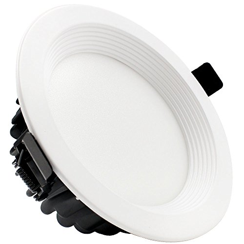 15w 5 inch dimmable led retrofit recessed light 100w halogen 15w 5 inch dimmable led retrofit recessed light 100w halogen equivalent led downlight w baffled trim slim size led ceiling light for home aloadofball Images