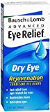 Bausch & Lomb Advanced Eye Relief Rejuvenation Lubricant Eye Drops 1 oz (Pack of 11)