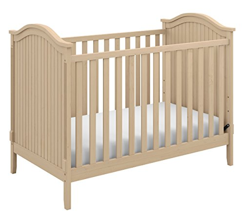 Storkcraft Monterey 3 in 1 Convertible Crib, (Storkcraft Wood Crib)