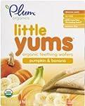 Plum Organics Little Yums Pumpkin Ban...