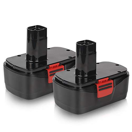Enegitech 2 Pack 19.2V 3.0Ah C3 Replacement Battery for...