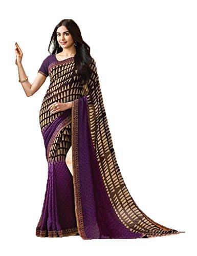 Da Facioun Indian Sarees For Women Wedding Designer Party Wear Traditional Saree. Da Facioun Saris Indiens Pour Les Femmes Portent Partie Concepteur De Mariage Sari Traditionnel. Multi Color 11 Multicolore 11