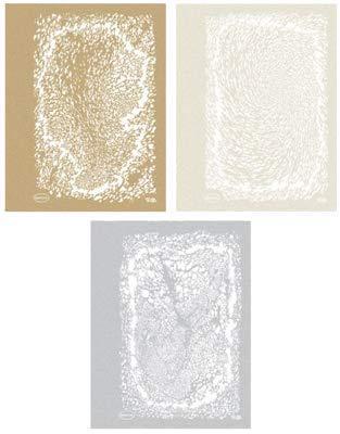 Iwata-Medea Artool Freehand Airbrush Template, Texture FX 3 Xtreme Mini Series