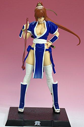 Sega DEAD OR ALIVE Extra figure haze special feat Shunya Yamashita blue