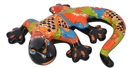 Talavera Pottery Store Express Salamander, Medium