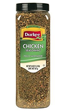 Durkee Chicken Seasoning, 20 oz