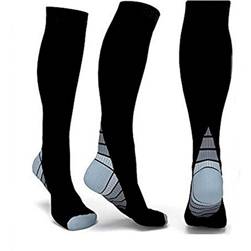 Suriora Compression Socks 20-30 mmhg for Men&Women for Flight, Maternity, Athletics, Travel, Nurses – Medical Care Grade for Shin Splints, Calf and Leg Pain