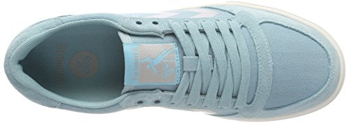 donna Low da Low Hellblau Hummel Hellblau Slimmer Blue Sneakers Stadil Hb qxxpwtY
