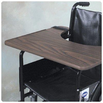 Full Lap Tray (Duro-Med Hardwood Wheelchair Tray - Tray)