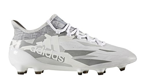 extremely cheap online best store to get sale online adidas X 16.1 FG Cleat Men's Soccer Gray/White clearance sale online cheap sale top quality Inexpensive online WuKPtF8ix
