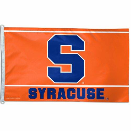 WinCraft NCAA Syracuse Orangemen 3-by-5 foot Flag