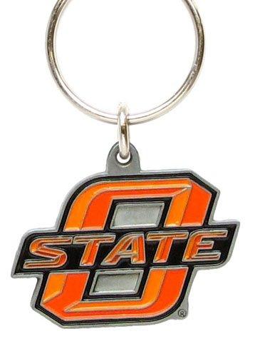 College Team Logo Key Ring - Oklahoma State Cowboys