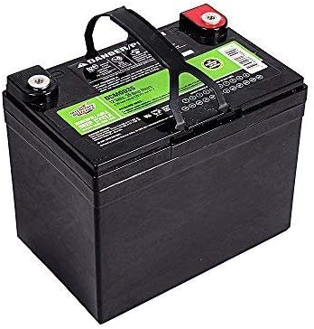 Interstate DCM0035 AGM Deep Cycle battery - Best Cheap Trolling Motor Battery