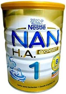 Nan 1 Excel H.A. 800 g Infantil: Amazon.es: Salud y