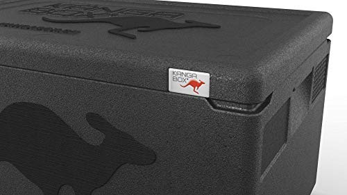 KÄNGABOX Professional. La Caja isotérmica con un Interior Liso y ...