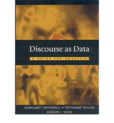 Discourse as Data: A Guide for Analysis (Published in Association with the Open University) (Paperback) - Common
