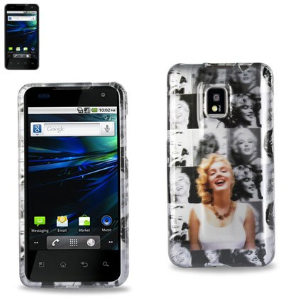 REIKO 2DPC-LGP999-MM6 Durable Snap On Protective Case for...