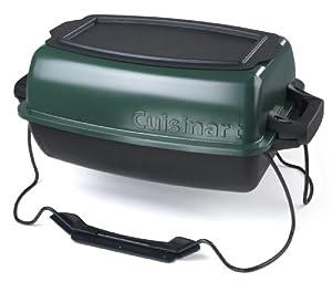 Amazon Com Cuisinart Cgg 080 Griddl N Grill Portable Gas