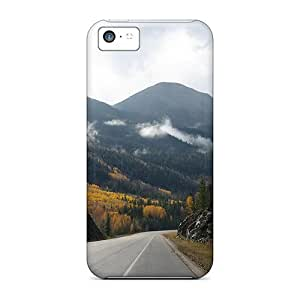 Slim New Design Hard Case For Iphone 5c Case Cover - UNcRTiG4505gLZLq
