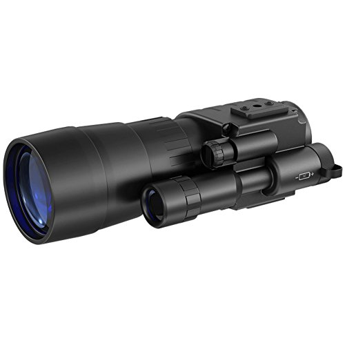 Pulsar Challenger GS 3.5x50 Night Vision Tactical Monocular Water Resistant Black by Pulsar
