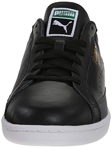 Spiel Puma 74 Black Sneaker White up Fashion Lace OOaqwr