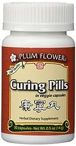 Curing Pills (Kang Ning Wan), 30 ct, Plum Flower